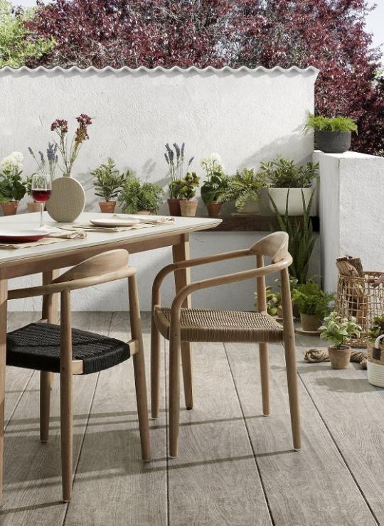 Outdoor - Tables à manger